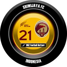 DNZ Football Buttons: Sriwijaya FC
