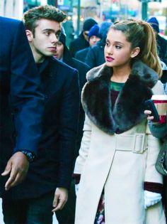 Ariana grande coat