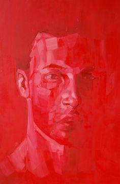 Andrew Salgado - Deeper, 2012 Paintings: Oil on Canvas