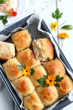 No Salt Recipes, Pureed Food Recipes, Baking Recipes, Snack Recipes, A Food, Food And Drink, Salty Foods, Savoury Baking, Perfect Breakfast