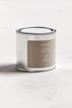 Shop Abbott NYC Candle at Urban Outfitters today. We carry all the latest styles, colors and brands for you to choose from right here. Simple Packaging, Beauty Packaging, Packaging Design, Essential Oil For Men, Shaving Oil, Aroma Diffuser, Aromatherapy Oils, Bergamot, Glass Jars