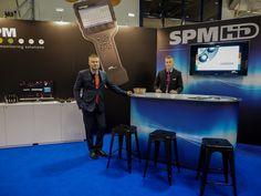 SPM INSTRUMENT esitteli Energiamessuilla uusia tuotteita ja tekniikoita kuten SPM HD® korkearesoluutio- mittaustekniikan, joka paljastaa koneongelmat, joita on mahdotonta selvittää perinteisillä värähtelymittaustekniikoilla. Esillä oli myös uuden sukupolven kannettava Leonova Diamond®IS -mittalaitte, joka on suunniteltu käyttökunnon mittaukseen räjähdysvaarallisissa tiloissa, saatavilla IECEx ja ATEX versiot luokkiin 0,1 ja 2. Lisätietoja: www.spminstrument.fi