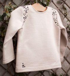 Patron sweat Le Scammit - du 2 au 12 ans - couture - Patrons de couture chez Makerist