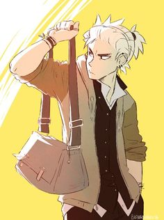 Grandpa crow