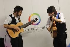 Guitar Duo for auditioning for Sternberg Clarke