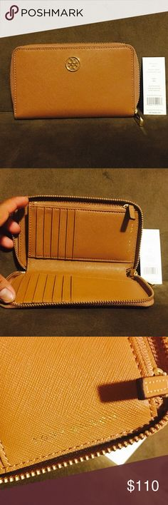 💛TORY BURCH ROBINSON MINI CONTINENTAL💛 NWOT! Tory Burch Bags Wallets