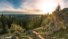 Spencer Butte Oregon [OC] [3000x1750]