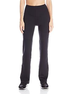 Lysse Womens Flare Fit Pant Black Medium *** More info could be found at the image url.