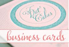 business cards cover photo