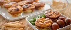 Recetas Huevos y Revueltos | Receta Tortilla de patatas en cupcake