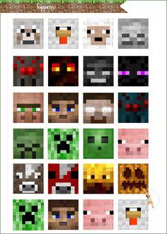 imagens de otima resolução topers minecraft - Pesquisa Google