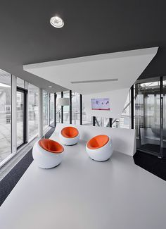 »Innocean Headquarters Europe« — Ippolito Fleitz Group