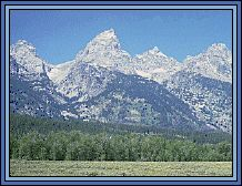 Grand Teton National Park....wish these mountains were in my back yard!