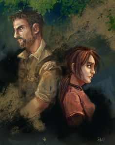 Comish - Last of Us by oneoftwo.deviantart.com on @deviantART