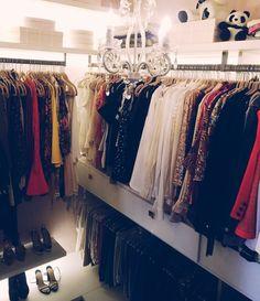 Luisa Accorsi closet