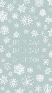 Let it snow. let it snow wallpaper iphone Christmas Phone Wallpaper, Iphone 5 Wallpaper, Whatsapp Wallpaper, Holiday Wallpaper, Wallpaper For Your Phone, Snowflake Wallpaper, December Wallpaper, Samsung Wallpapers, Cute Wallpapers