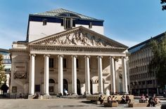 Theatre Royal de La Monnaie, Brussels