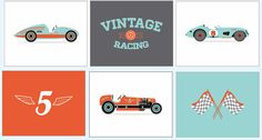 Hey, I found this really awesome Etsy listing at http://www.etsy.com/listing/122703264/cars-art-print-set-of-6-11x14-prints