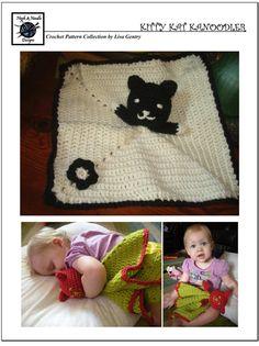 Cat snuggle pattern #crochet pattern