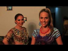 Panama's Carnaval in the town of Las Tablas - DISCOVER PANAMA TV CARNAVAL (Part 1) with TV HOST BRIANNA MEIGHAN