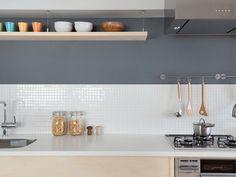 70 Cool Modern Apartment Kitchen Decor Ideas - Best Home Decorating Ideas