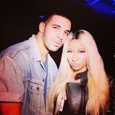 Drake & Nicki minaj My god can they just get married already