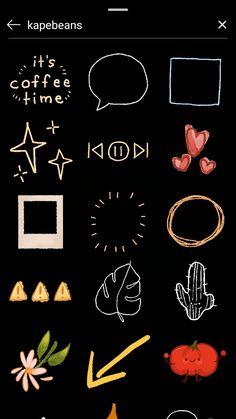 Instagram Editing Apps, Gif Instagram, Creative Instagram Stories, Instagram And Snapchat, Instagram Story Ideas, Instagram Quotes, Snapchat Stickers, Insta Photo Ideas, Ig Story