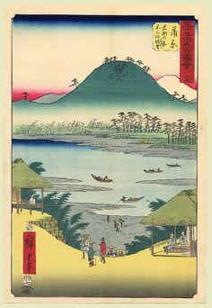 JAPAN PRINT GALLERY: Kambara