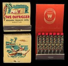 The Outrigger #matcbook #illustration #hotel