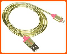 Ban.do Data Cable for Lightning Port - Retail Packaging - Gold - Little daily helpers (*Amazon Partner-Link)