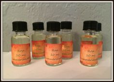 Rose Essential Fragrance Oil ~ Aromatherapy ~ Health ~ Love ~ Peace ~ Spirituality ~ Spell Aid ~ 10 ml. Bottle by SummerlandBB on Etsy