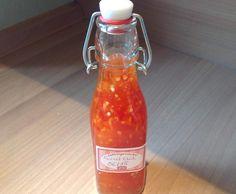Rezept Sweet Chili Sauce von 1983_Ulrike_1983 - Rezept der Kategorie Saucen/Dips/Brotaufstriche