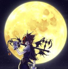 This pic reminds me of being at the point of playing Kingdom Hearts, about into the game, when I realize I can use different key blades! Final Fantasy, Halloween Town, Halloween Music, Anime Halloween, Halloween Tricks, Halloween Inspo, Happy Halloween, Kingdom Hearts Fanart, Kindom Hearts
