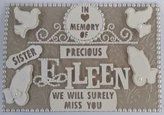 Condolences Card, Memories, Cards, Decor, Sympathy Card Messages, Memoirs, Souvenirs, Decoration, Maps