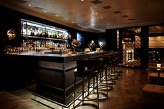 Wolfgang Puck at Hotel Bel-Air by Rockwell Group , via Behance