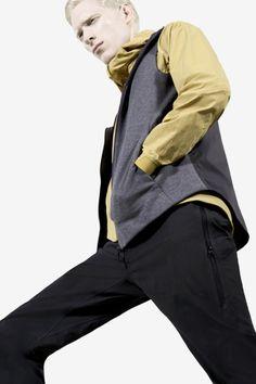 Arc'teryx Veilance spring jacket