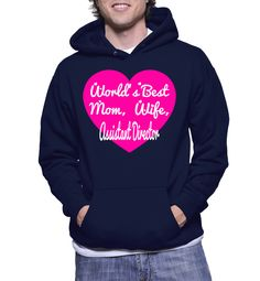World's Best Mom, Wife, Assistant Director Hoodie
