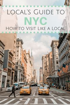 How to Visit NYC like a Local Locals Guide to NYC Complete with Things to Do & Travel Tips on visiting NYC, featuring NYC travel photography and city life. Complete travel guide on what to do and see as a local would do: sightseeing, entertainment, leis New York Life, Nyc Life, City Life, Visit New York City, New York City Travel, Mexico Travel, Empire State Building, Wallpapers En Hd, A New York Minute