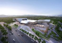 Ulsan Exhivition & Convention Center – NORTHPOINT
