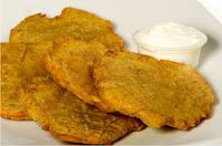 Patacones - Colombian Typical Recipe