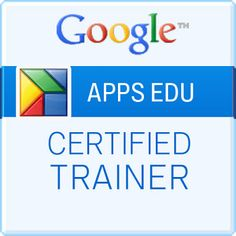 Blog post detailing my journey to become a Google Apps for Education Certified Trainer: C'est ma vie!: Google Certified Trainer