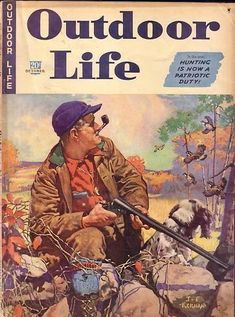 Vintage cover of one of my favorite magazines today.