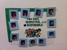 Kinderpond: Safe Respectful and Responsible