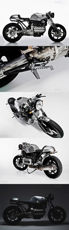 BMW K100 by MARC ROBROCK