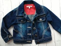 Baby Girls Bluezoo Denim Jacket 12-18 months #BlueZoo #Jacket