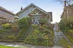 Laurelhurst Craftsman (filled with amazing natural woodwork)
