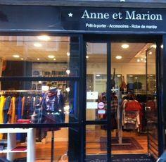 Anne et Marion rue des dames 75017