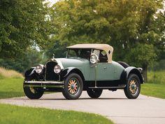 1924 Marmon Model 34C Speedster (Marmon Motor Car Co. Indianapolis, Indiana 1902-1933)