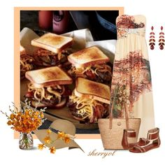 Grilled Cheese Contest, created by sherryvl on Polyvore