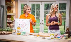 Home & Family - Recipes - Fat Burning Foods with Christine Avanti | Hallmark Channel